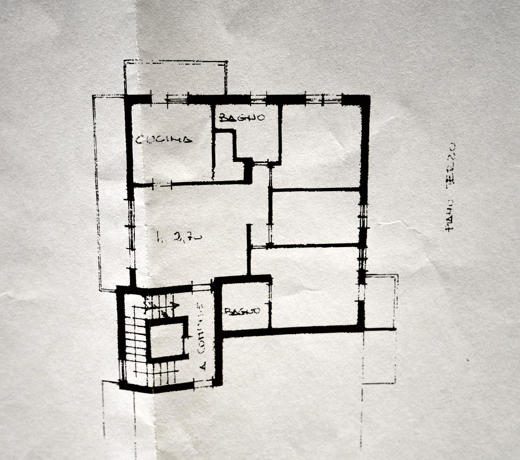 Appartamento in vendita, rif. 02383 (Planimetria 1/1)
