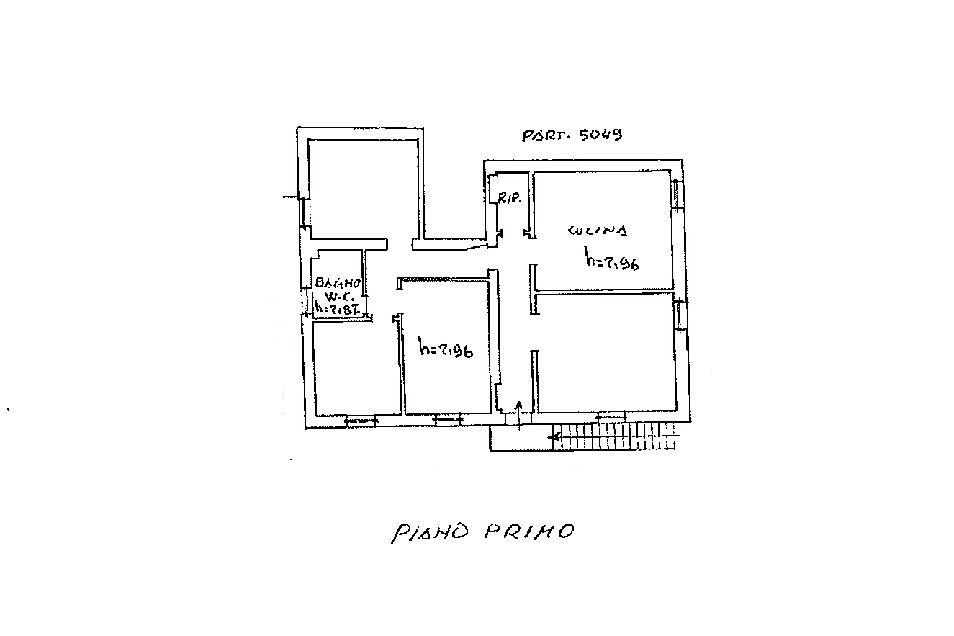 Appartamento in vendita, rif. 02390 (Planimetria 1/1)