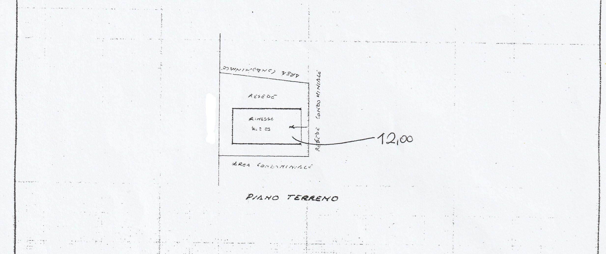 Appartamento in vendita, rif. 02394 (Planimetria 3/3)