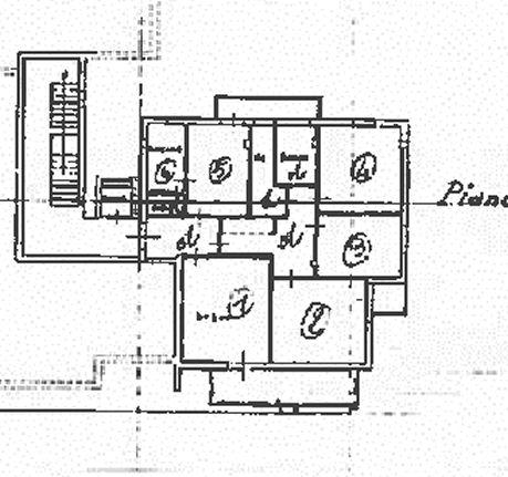 Appartamento in vendita, rif. 02399 (Planimetria 2/2)