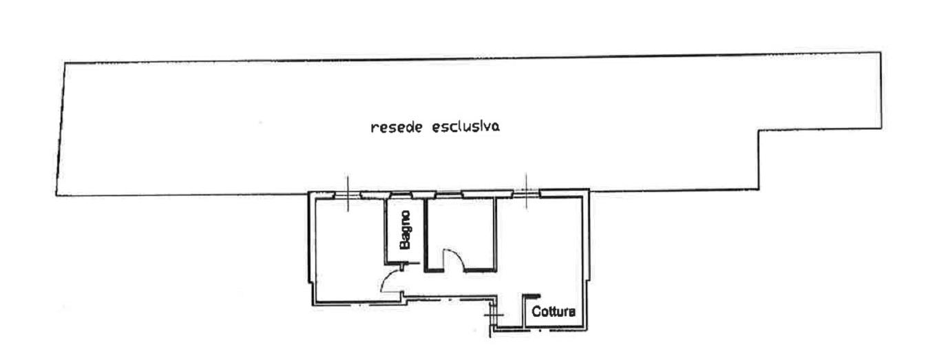 Appartamento in vendita, rif. 02401 (Planimetria 1/1)