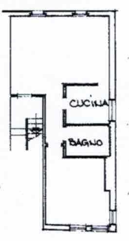 Appartamento in vendita, rif. 02404 (Planimetria 2/2)