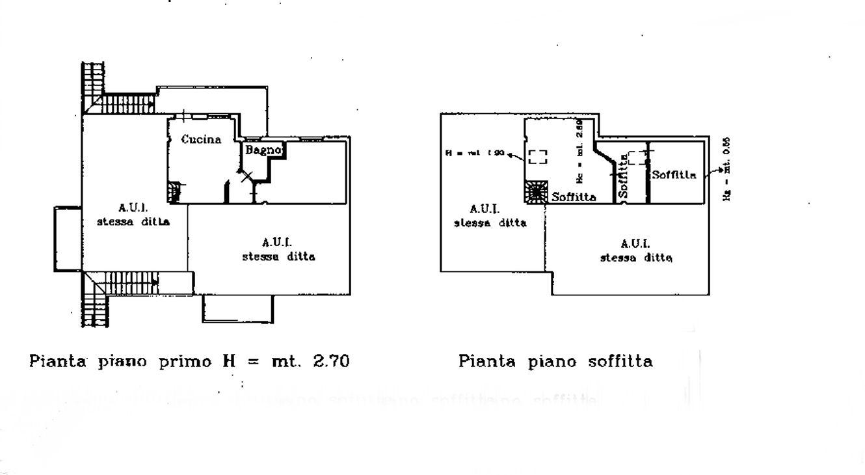 Appartamento in vendita, rif. 02419 (Planimetria 1/1)