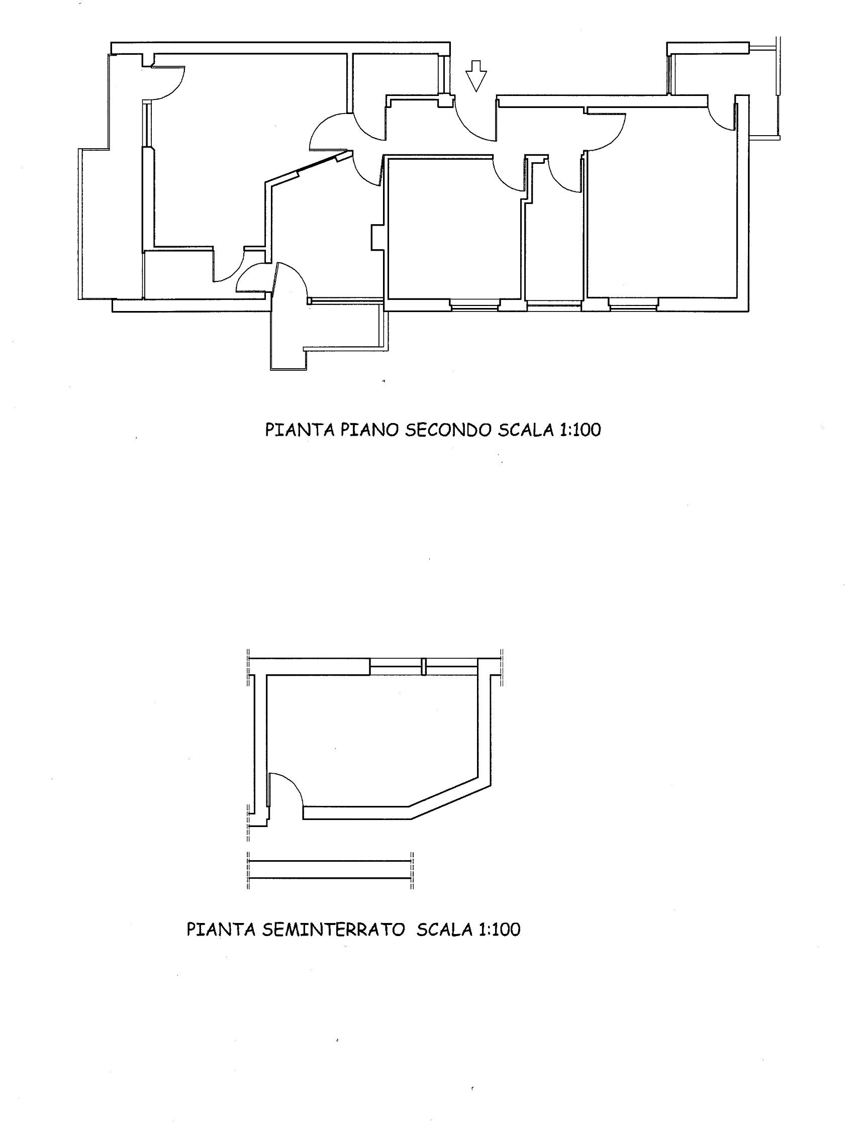 Appartamento in vendita, rif. 02421 (Planimetria 1/1)