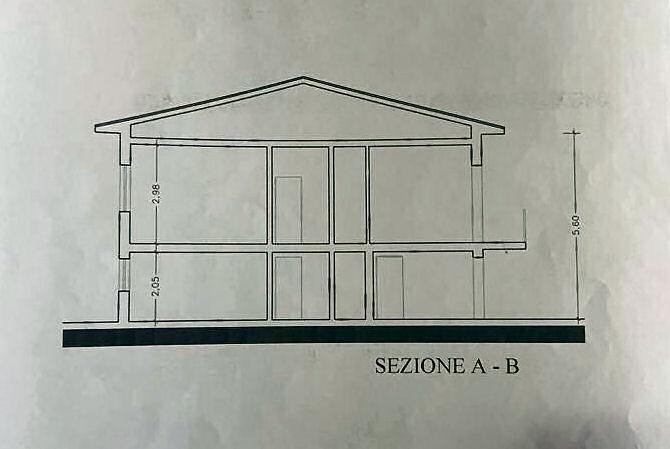 Villa singola in vendita, rif. 02424 (Planimetria 3/3)
