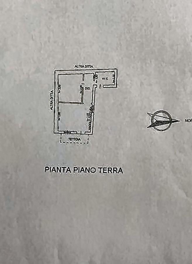 Villa singola in vendita, rif. 02424 (Planimetria 1/3)