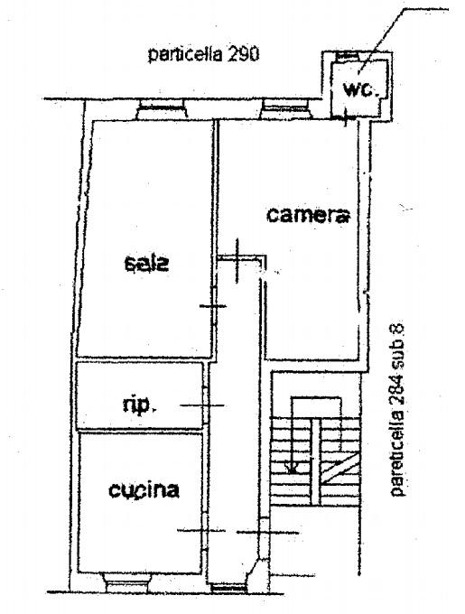 Appartamento in vendita, rif. 02428 (Planimetria 1/1)