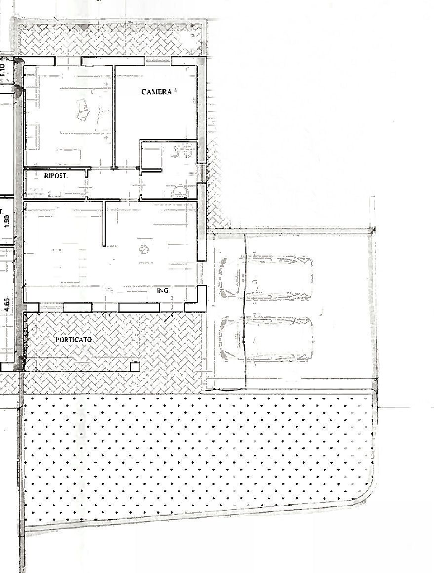 Appartamento in vendita, rif. 02433 (Planimetria 1/1)