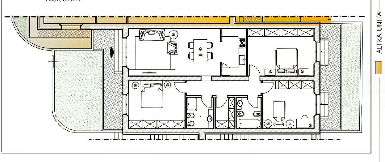 Appartamento in vendita, rif. 02437 (Planimetria 1/1)
