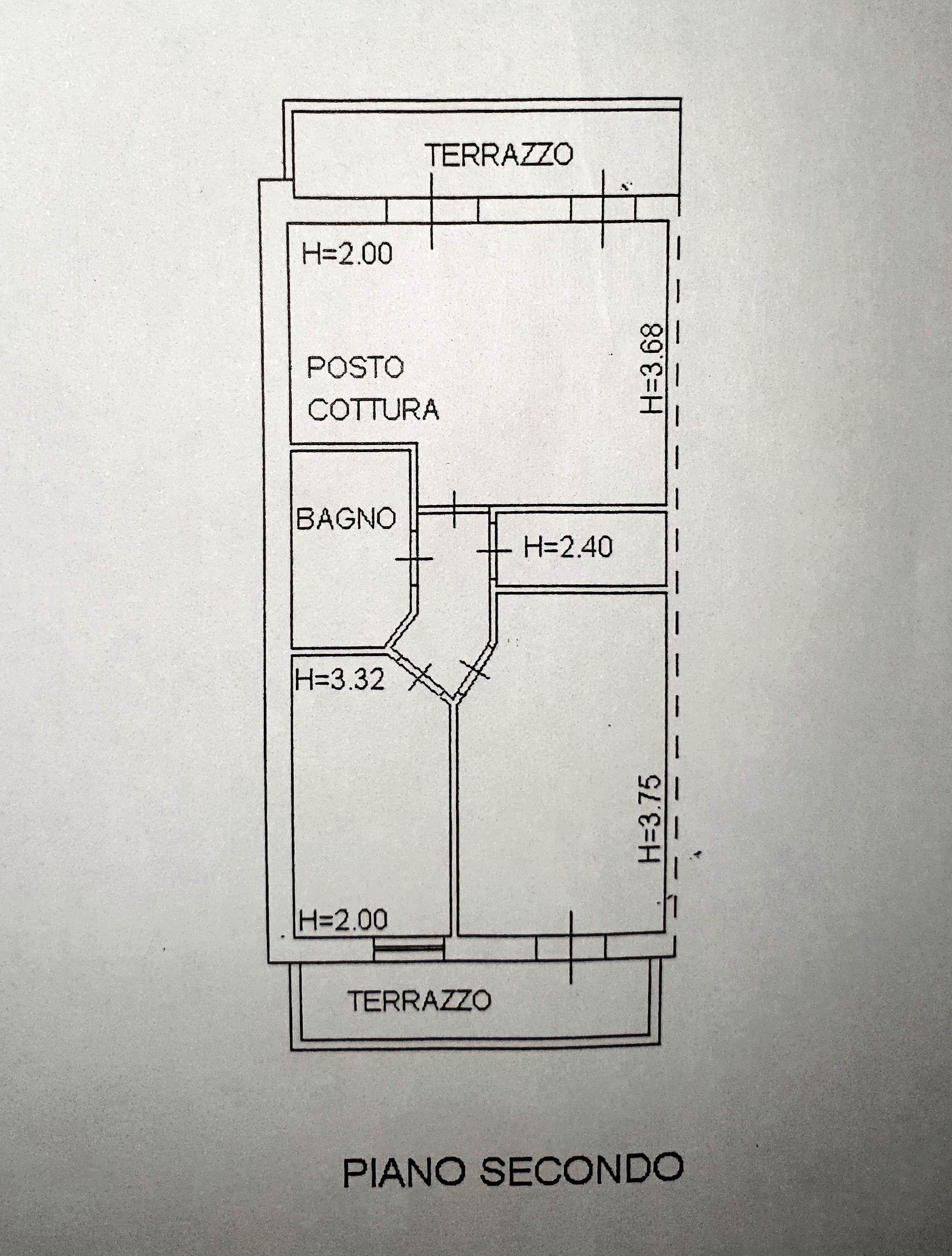 Appartamento in vendita, rif. 02441 (Planimetria 1/1)