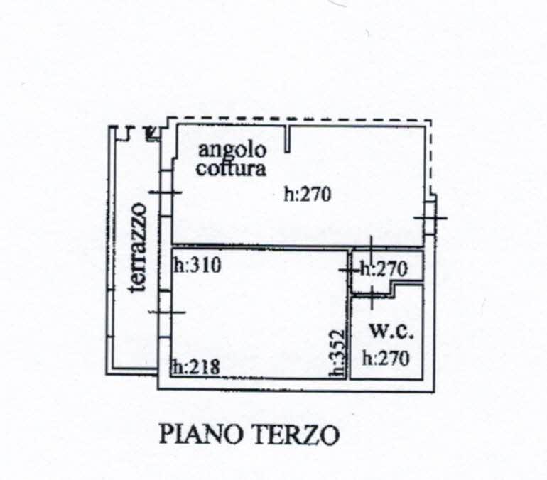 Appartamento in vendita, rif. 02442 (Planimetria 1/1)
