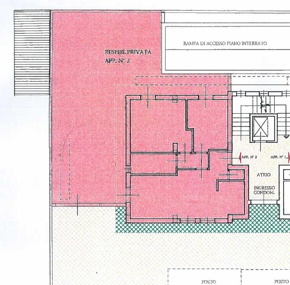 Appartamento in vendita, rif. 02443 (Planimetria 1/1)