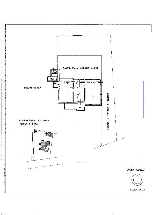Appartamento in vendita, rif. 02449 (Planimetria 1/1)