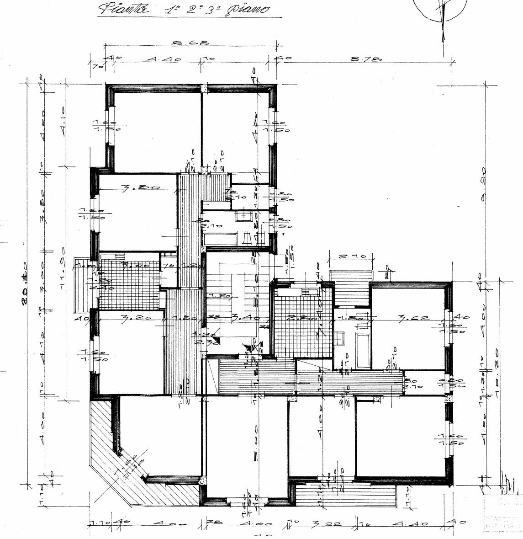 Appartamento in vendita, rif. 02450 (Planimetria 1/1)