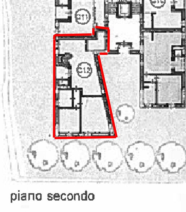 Appartamento in vendita, rif. 02515 (Planimetria 1/1)