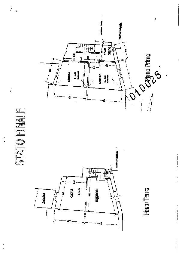 Terratetto in vendita, rif. 2117 (Planimetria 1/1)