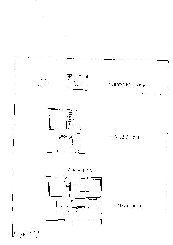 Planimetria 1/1 per rif. 1437