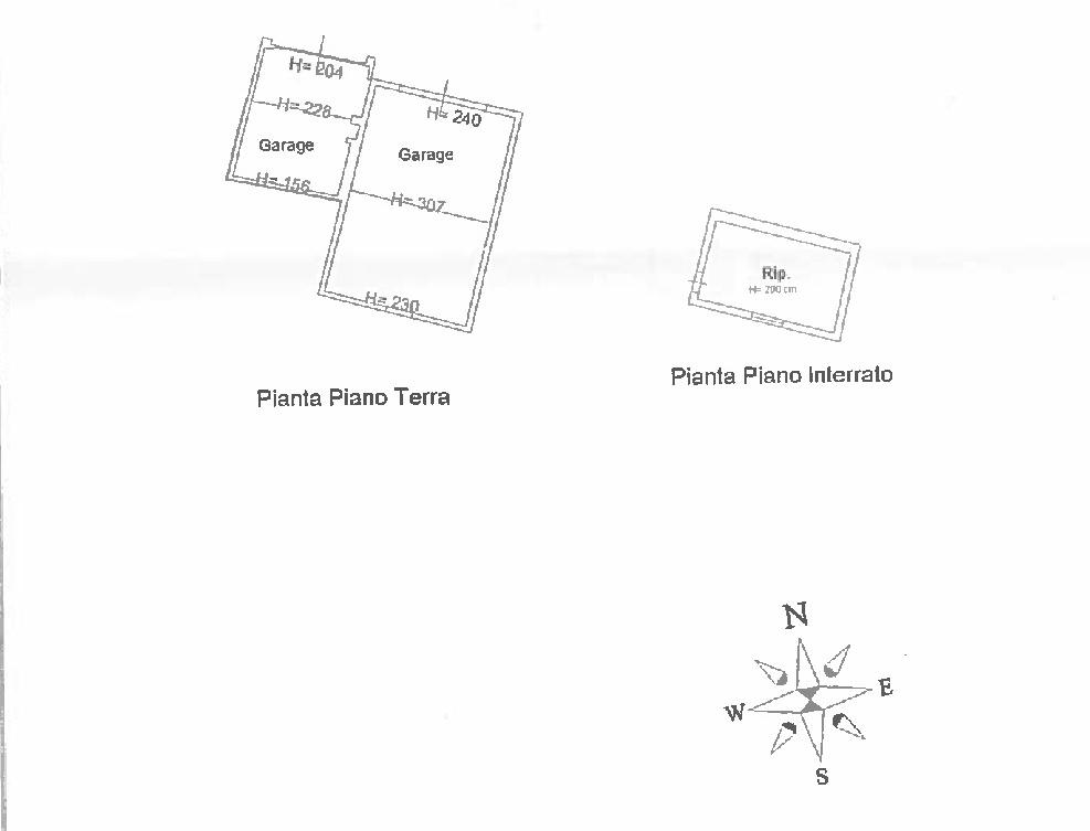 Planimetria 2/2 per rif. N027SU