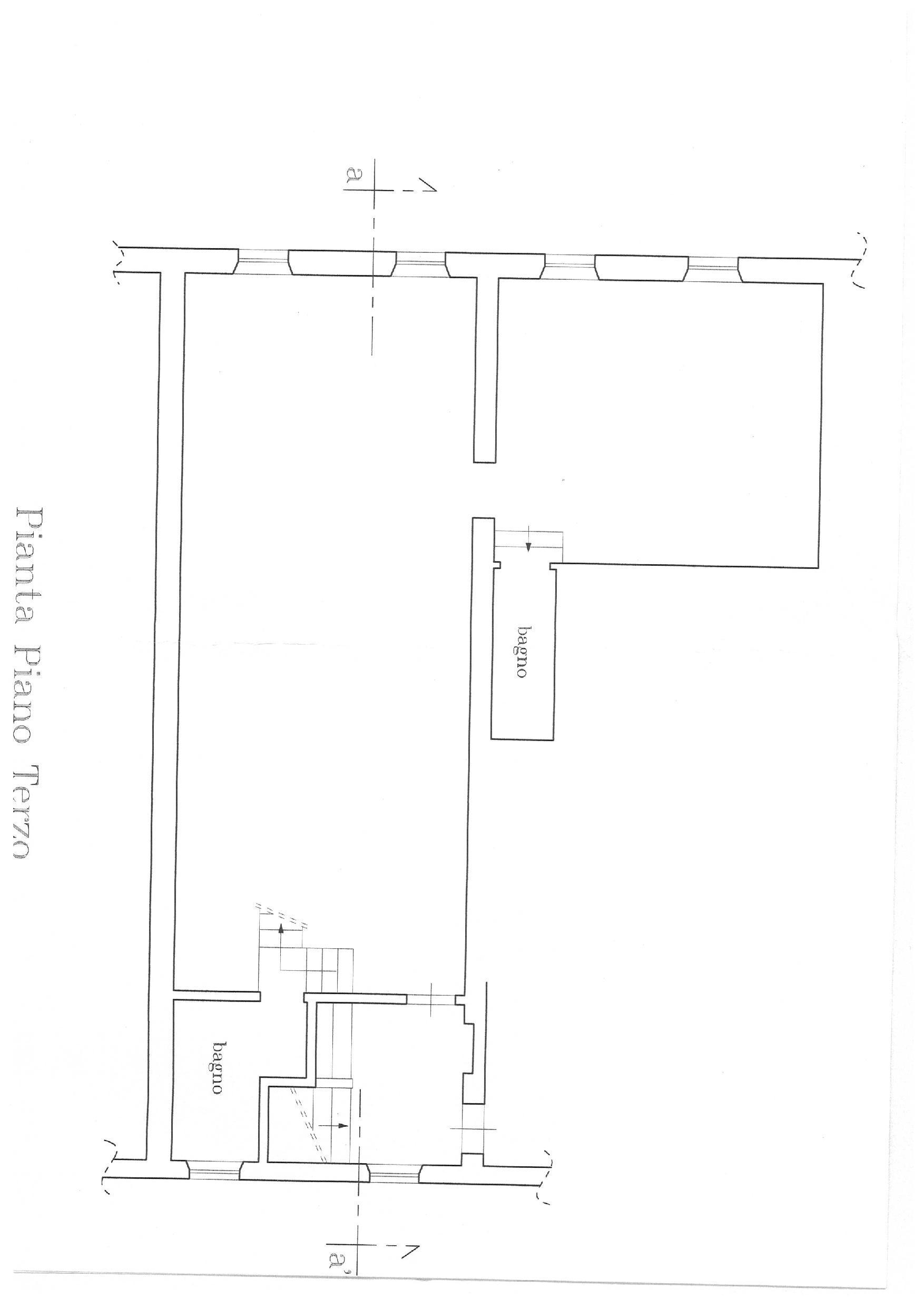 Planimetria 1/2 per rif. E002J