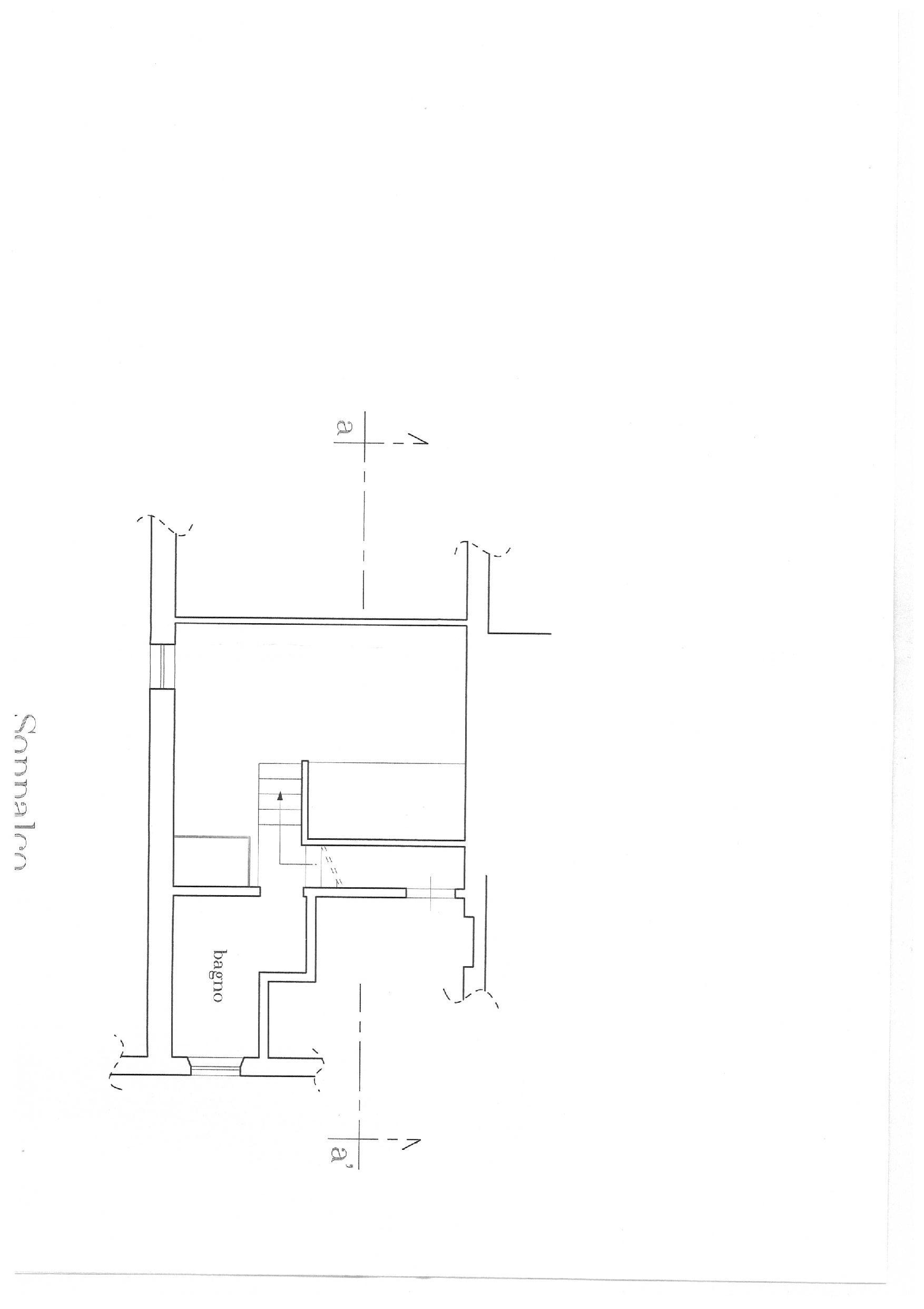 Planimetria 2/2 per rif. E002J