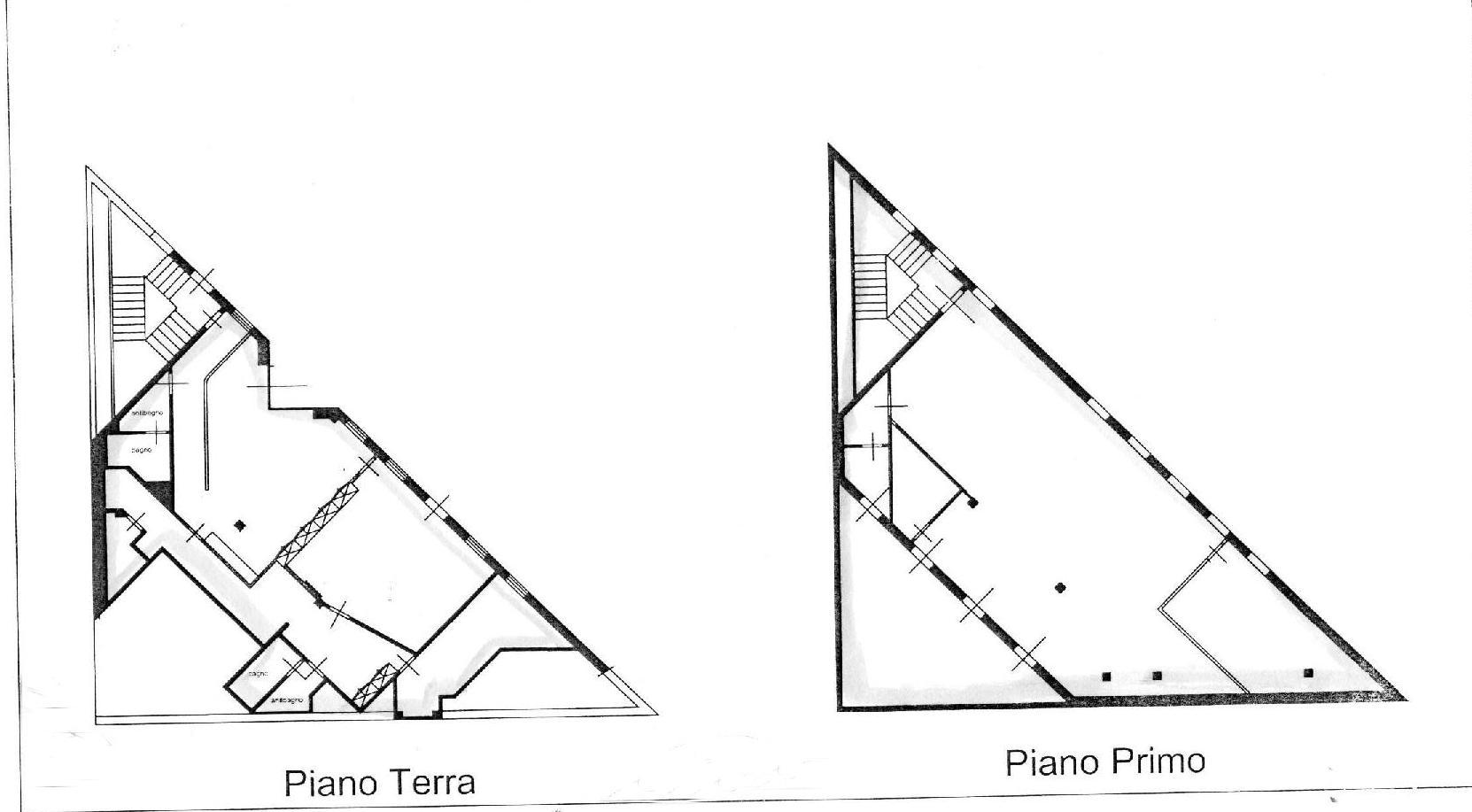 Planimetria 1/1 per rif. F006S
