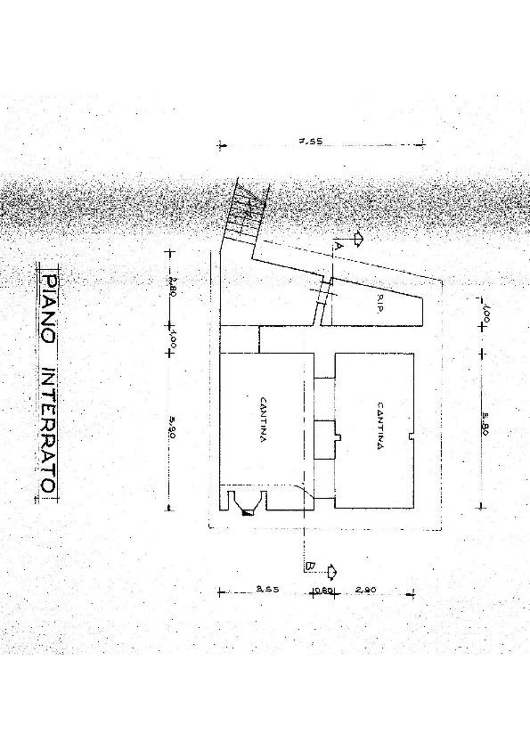 Planimetria 4/7 per rif. E017M