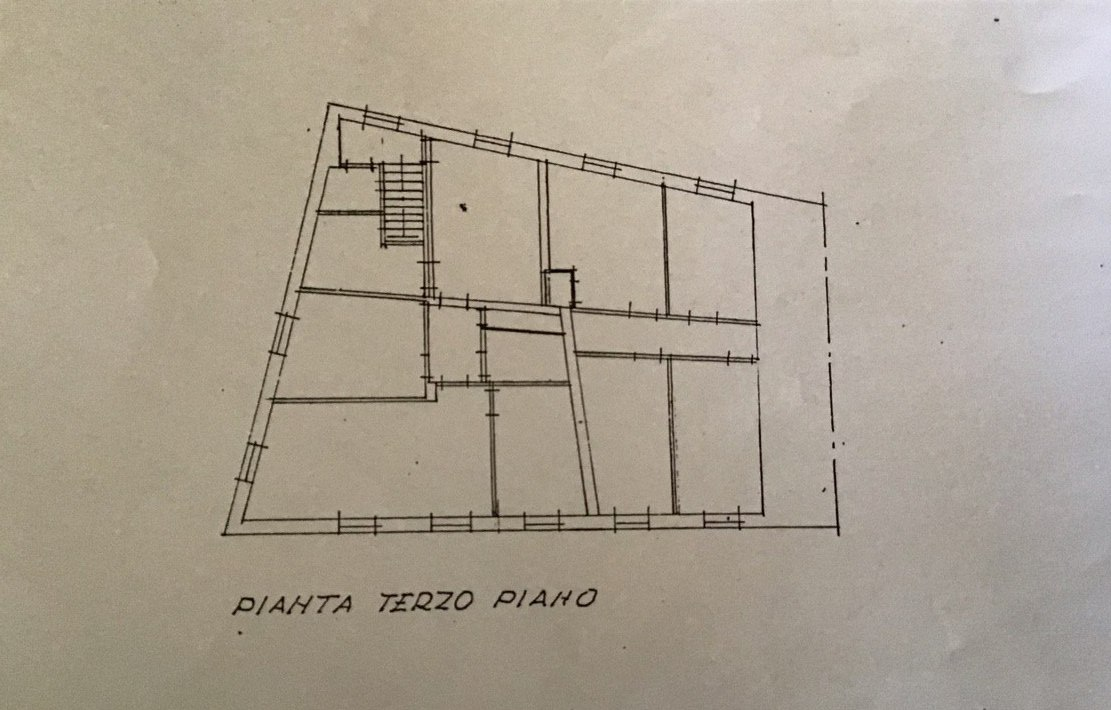Planimetria 1/1 per rif. E054J