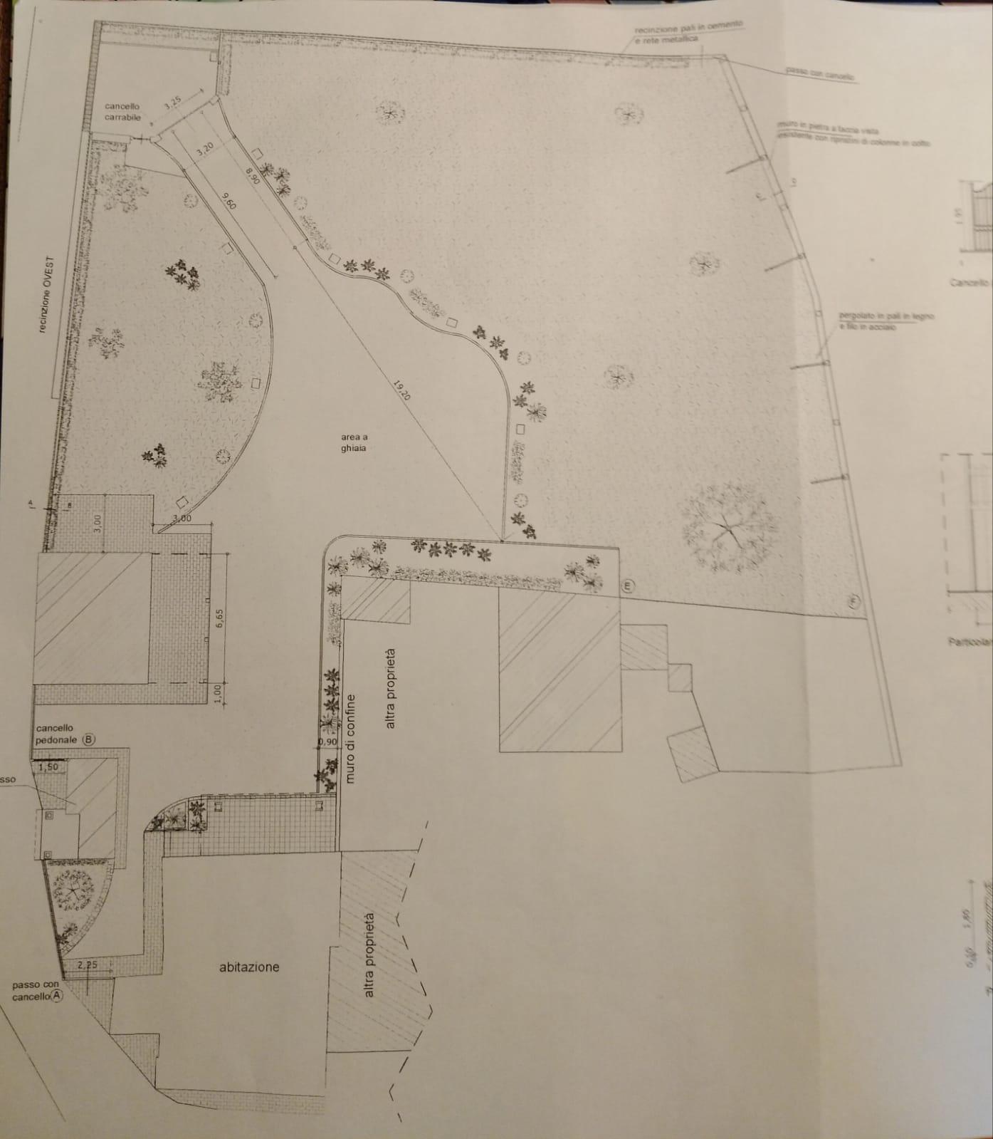 Planimetria 4/4 per rif. N078SU