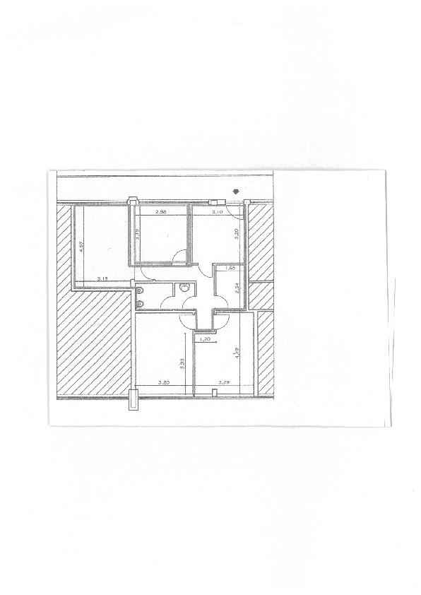 Planimetria 1/1 per rif. F012P