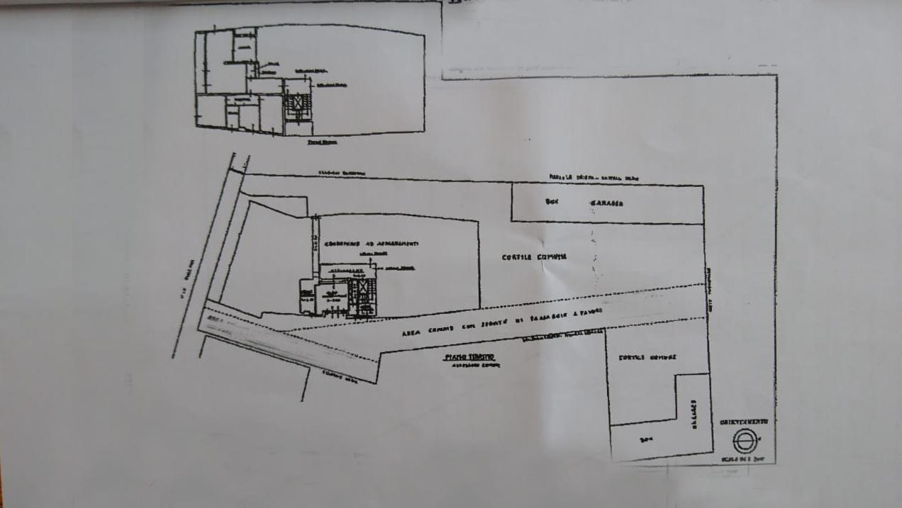 Planimetria 1/1 per rif. E018S