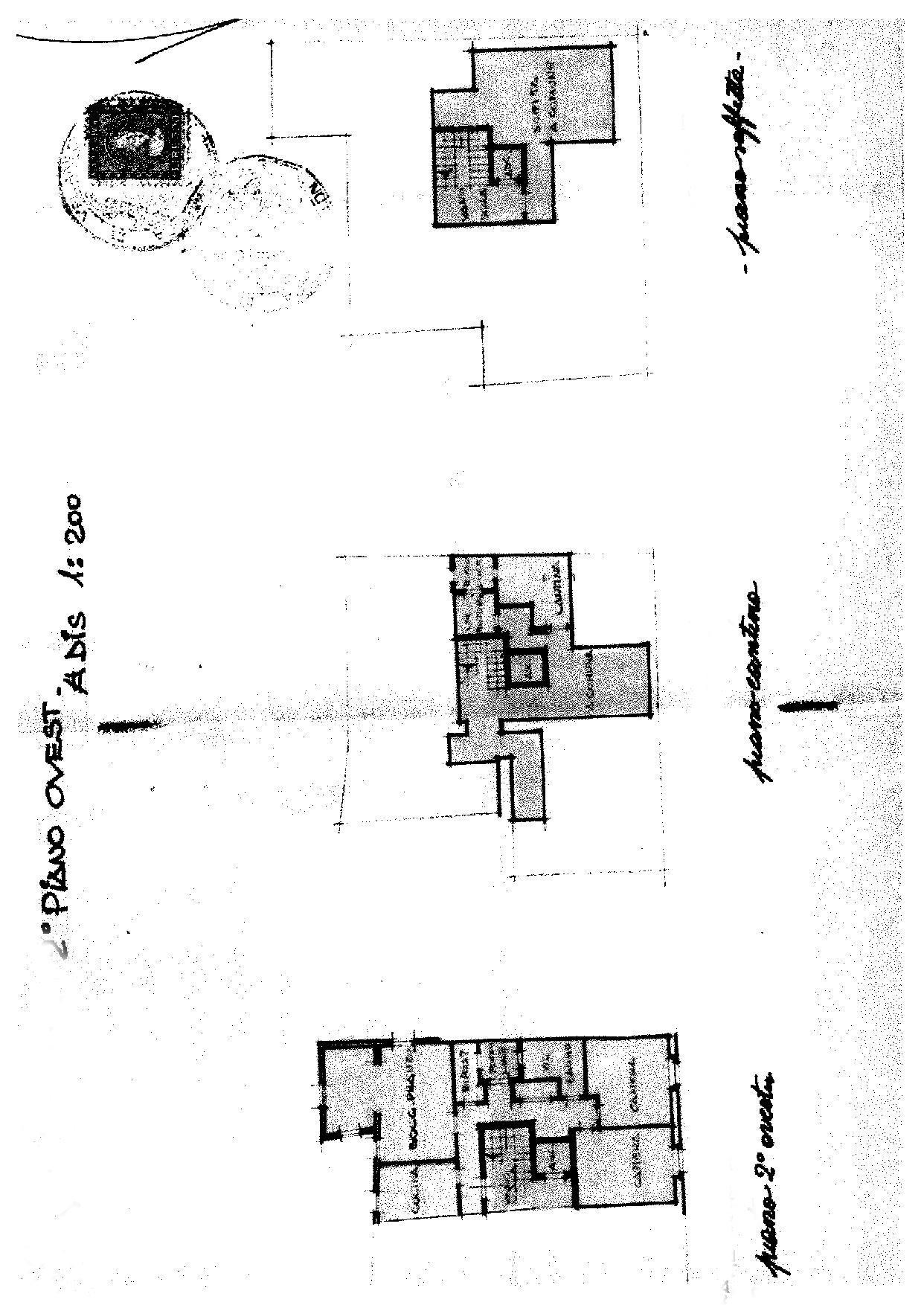Planimetria 1/1 per rif. E059J