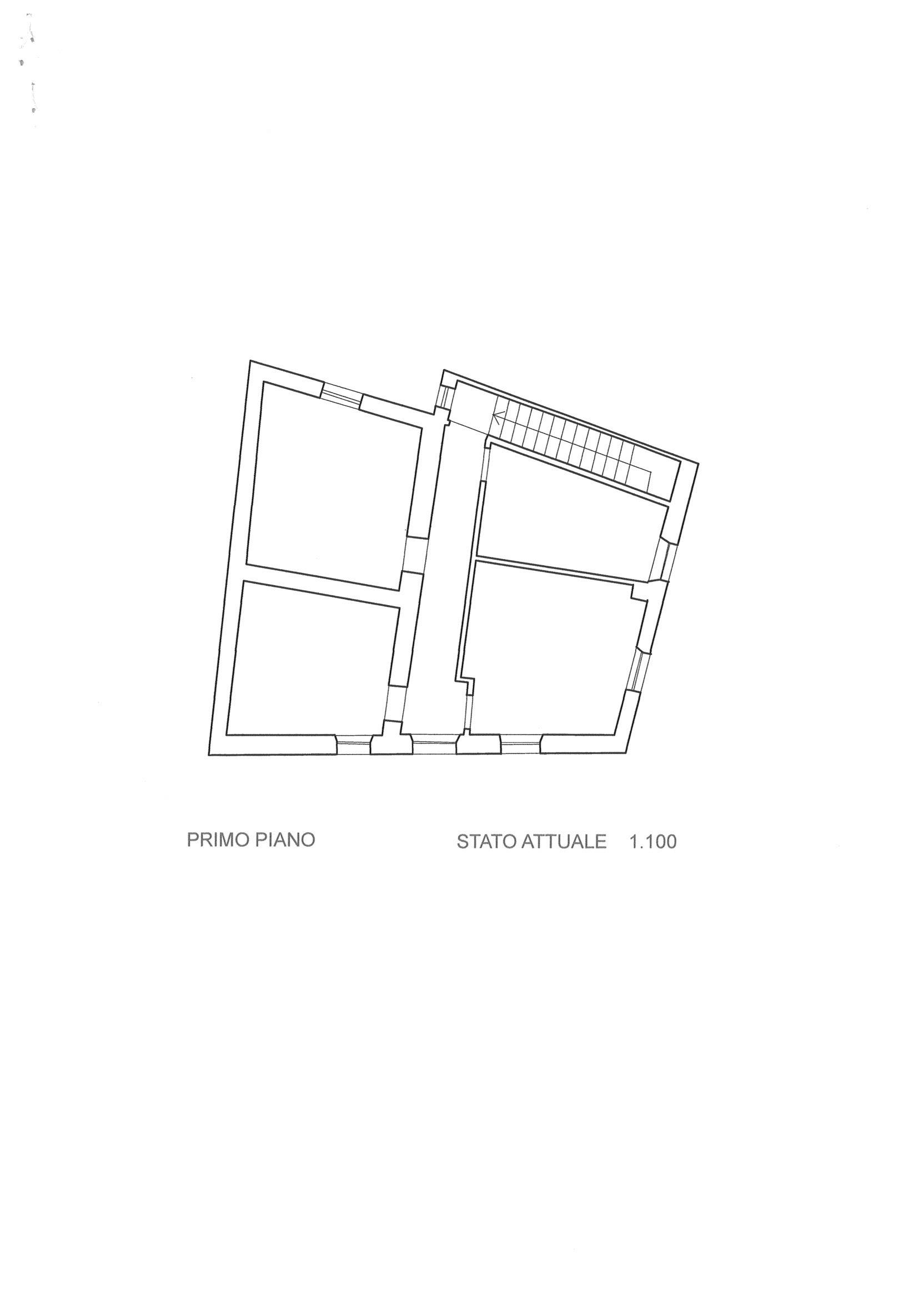 Planimetria 3/3 per rif. E096J