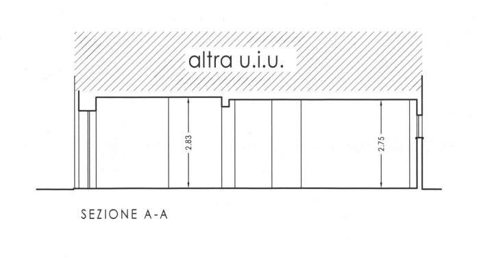 Planimetria 2/2 per rif. F009R