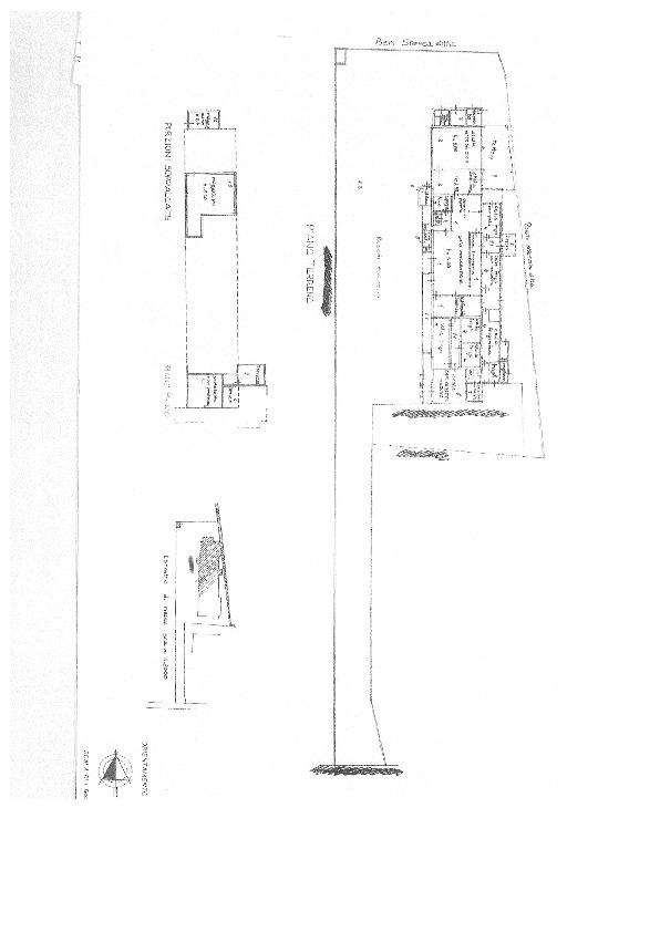 Planimetria 1/1 per rif. F022M
