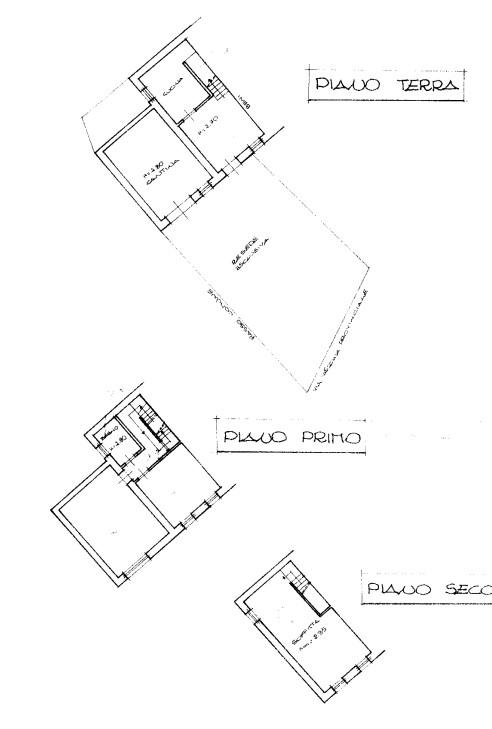 Planimetria 1/1 per rif. E008R