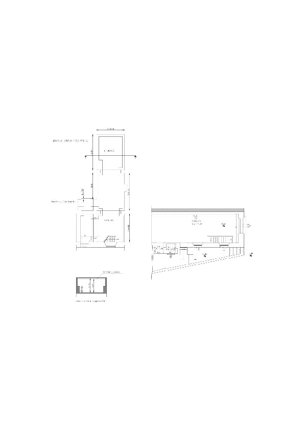 Planimetria 1/1 per rif. F006M