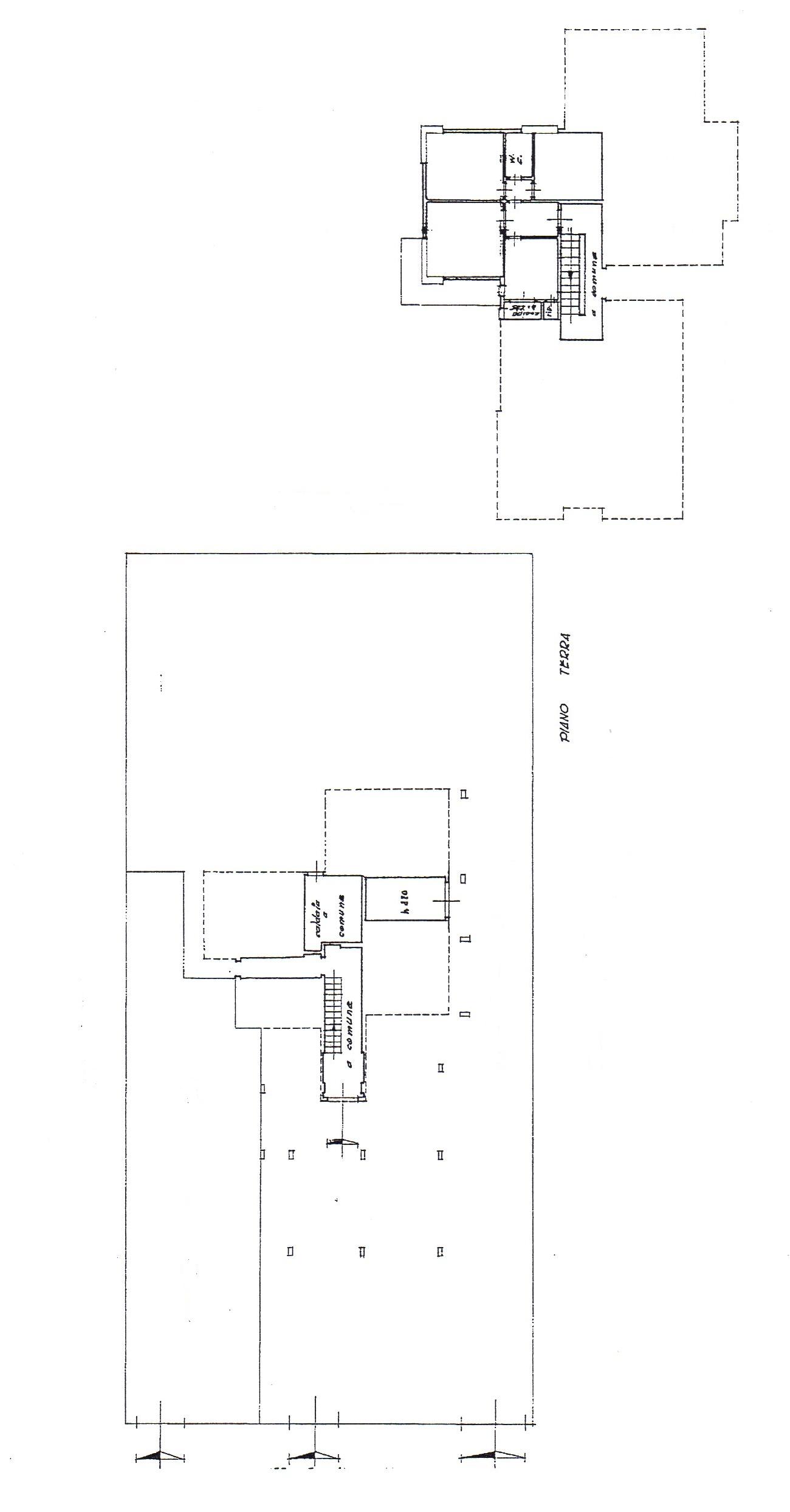 Planimetria 1/1 per rif. X229