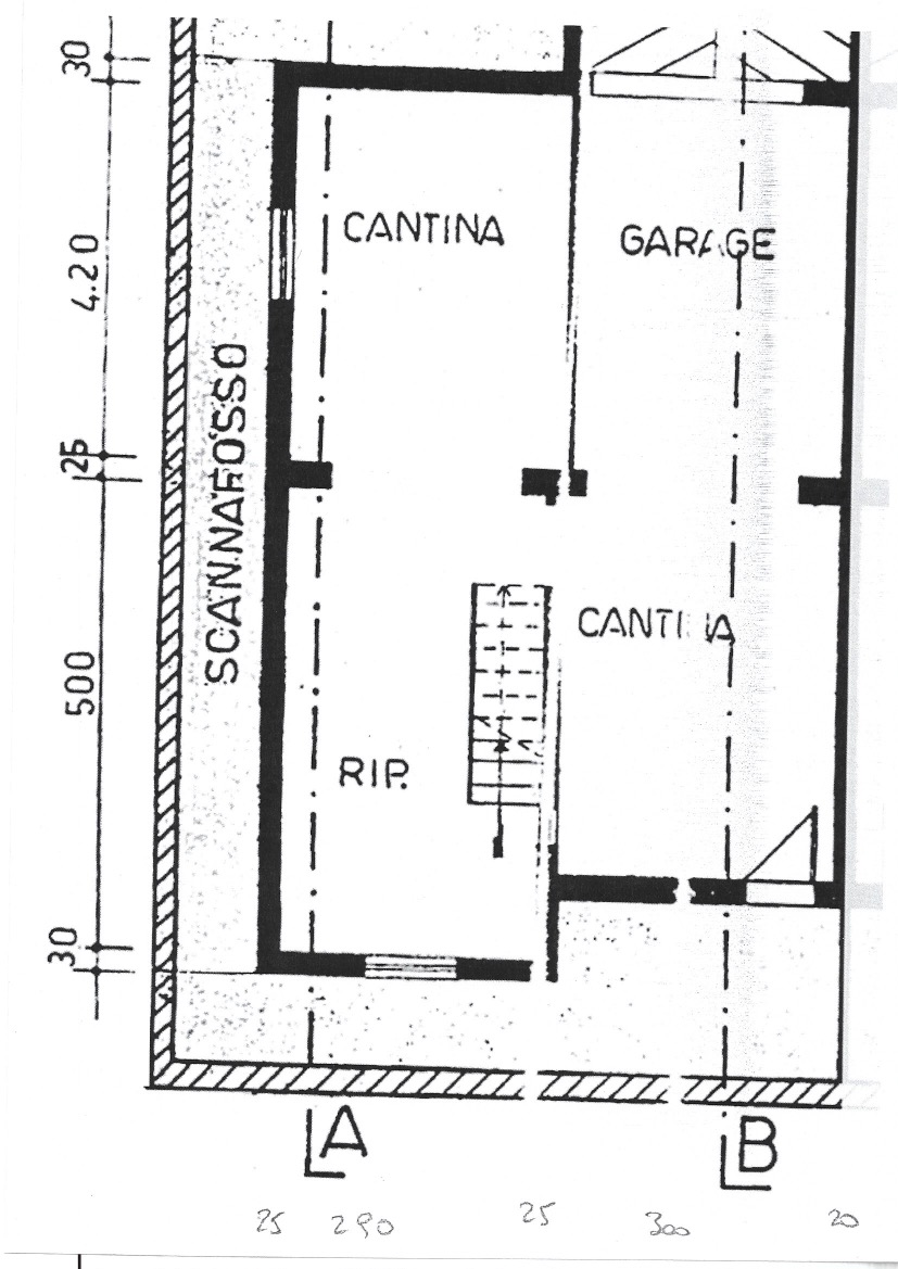 Planimetria 3/3 per rif. 565