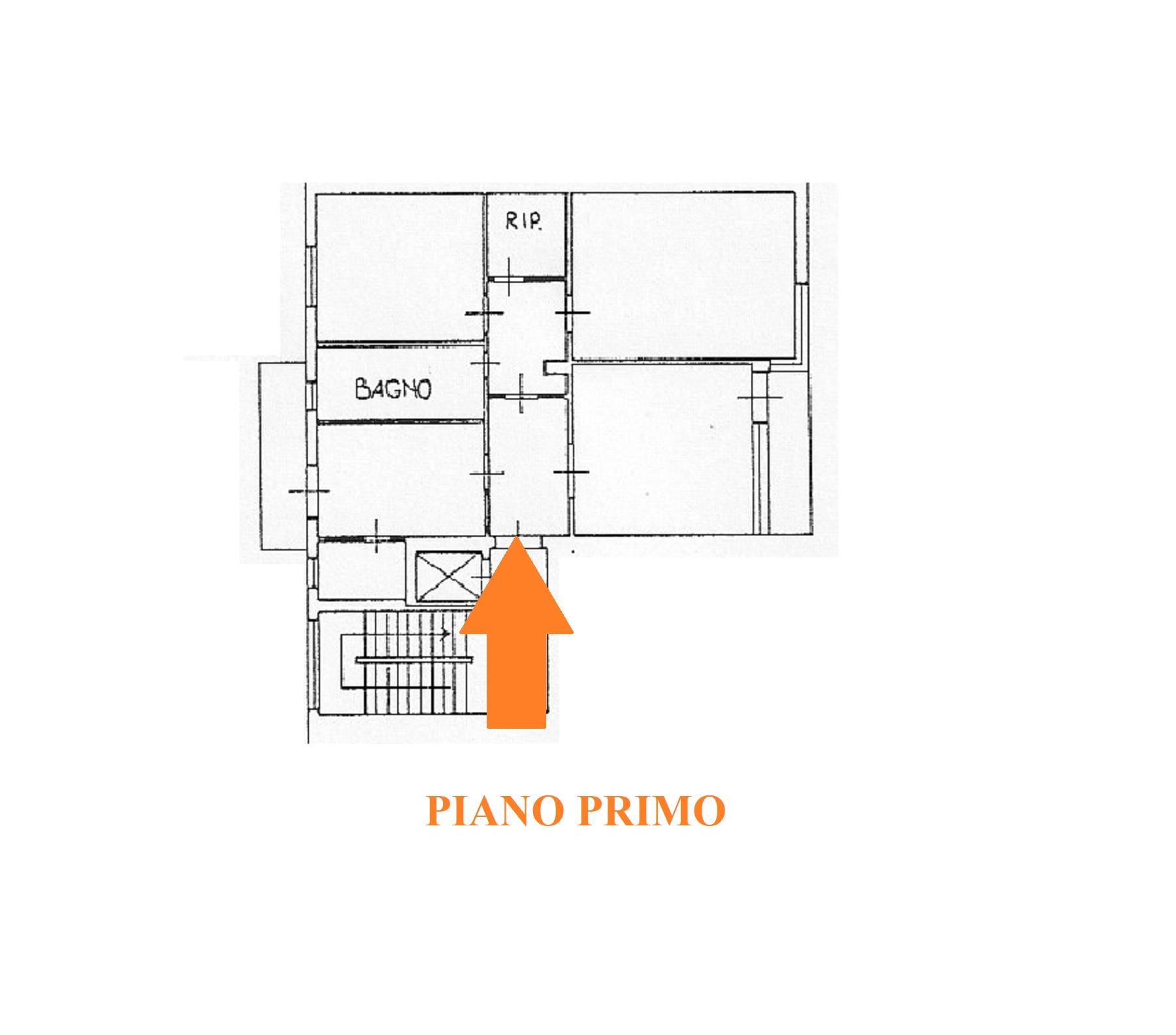 Planimetria 1/1 per rif. 621/a