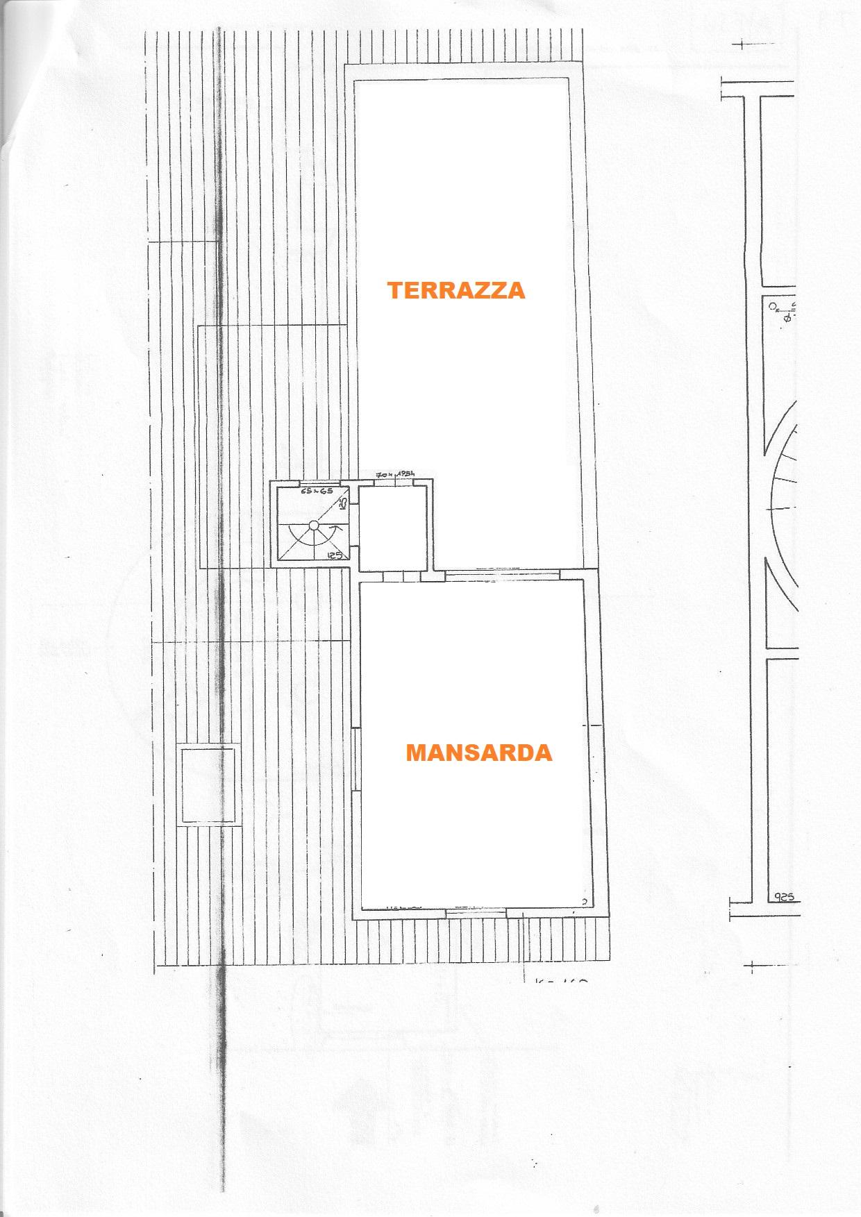 Planimetria 4/4 per rif. 627/a