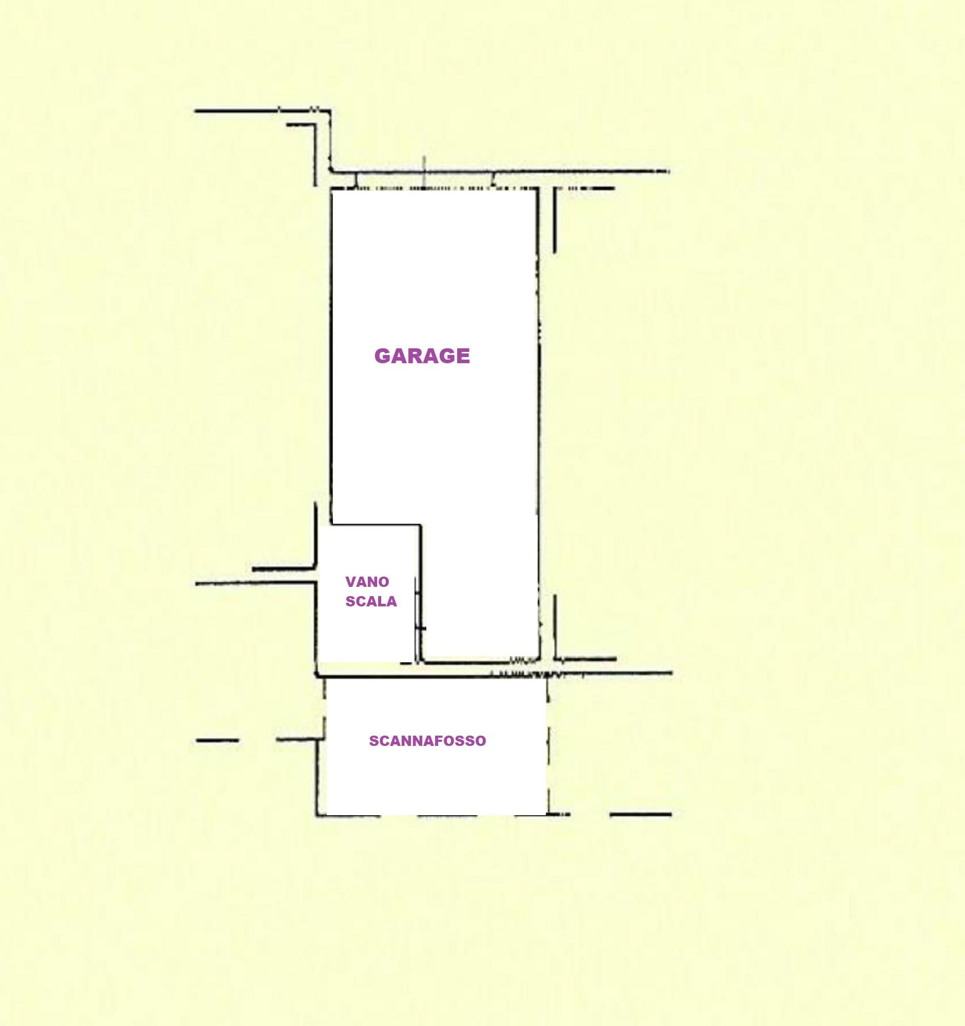 Planimetria 2/2 per rif. 416/B