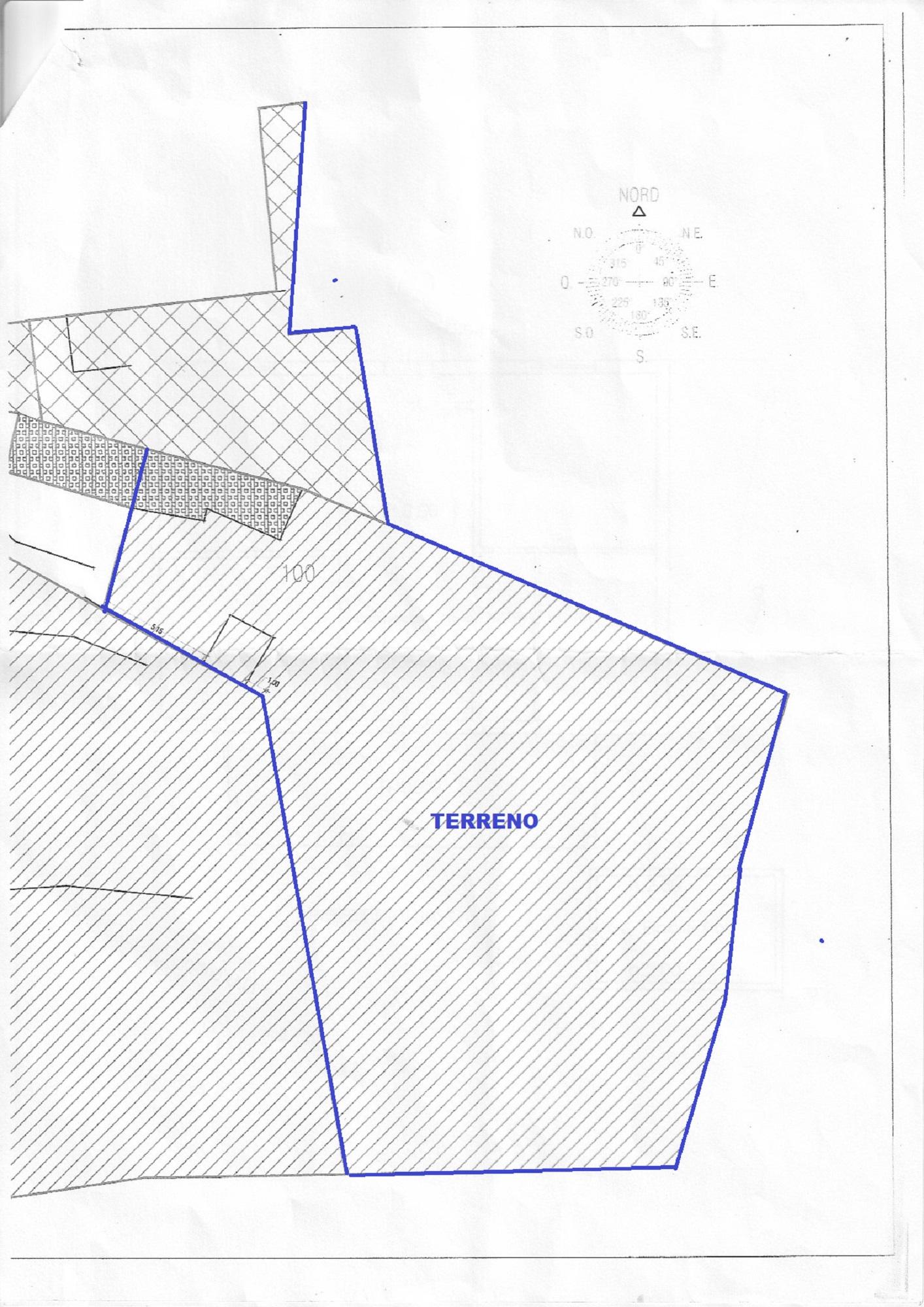 Planimetria 2/2 per rif. 417/B