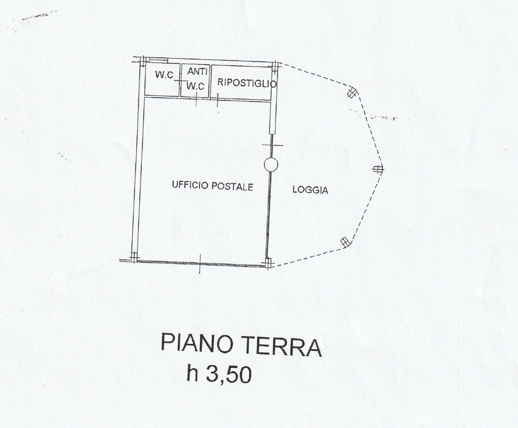 Planimetria 1/1 per rif. 433/b