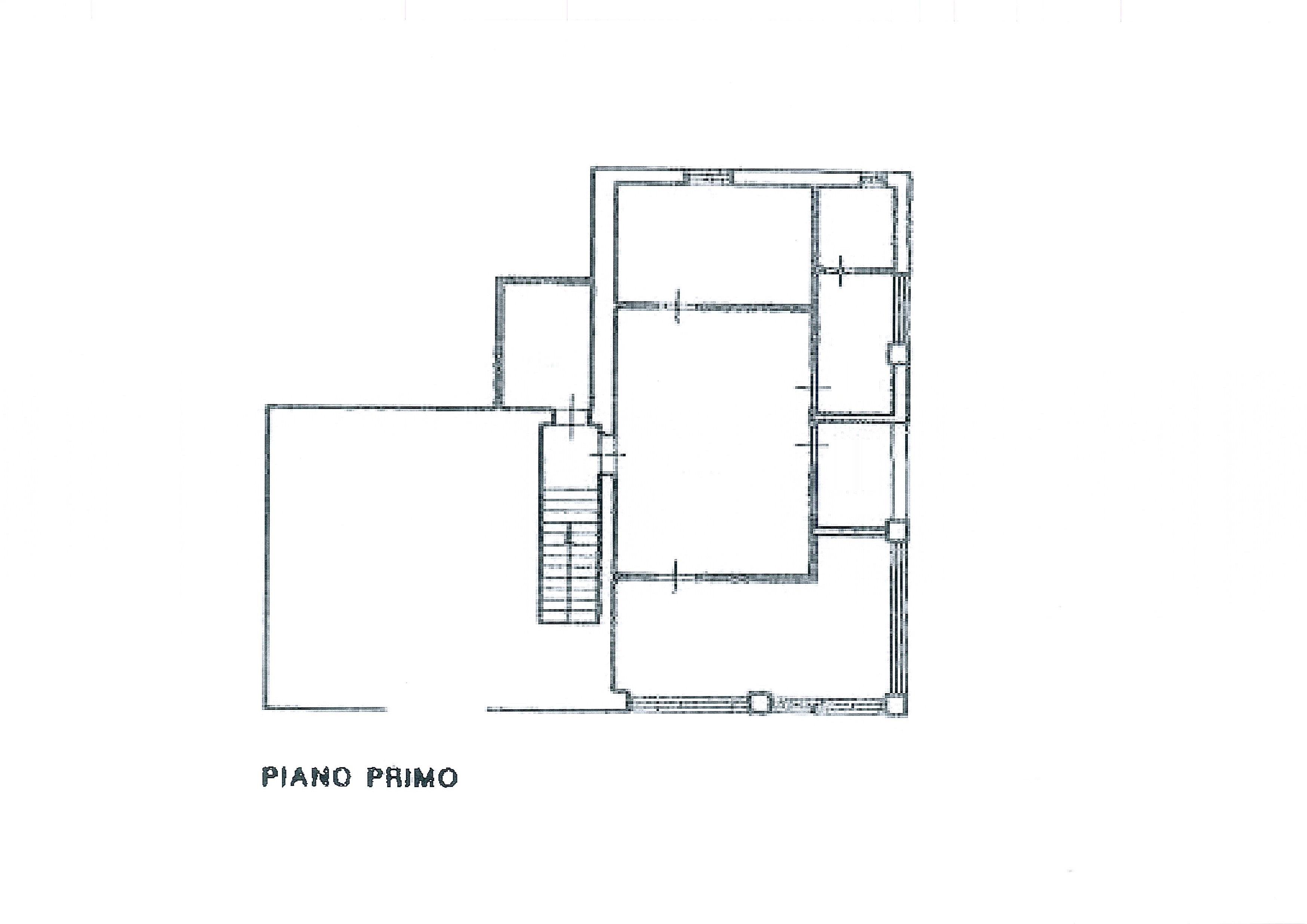 Planimetria 1/1 per rif. 1779a