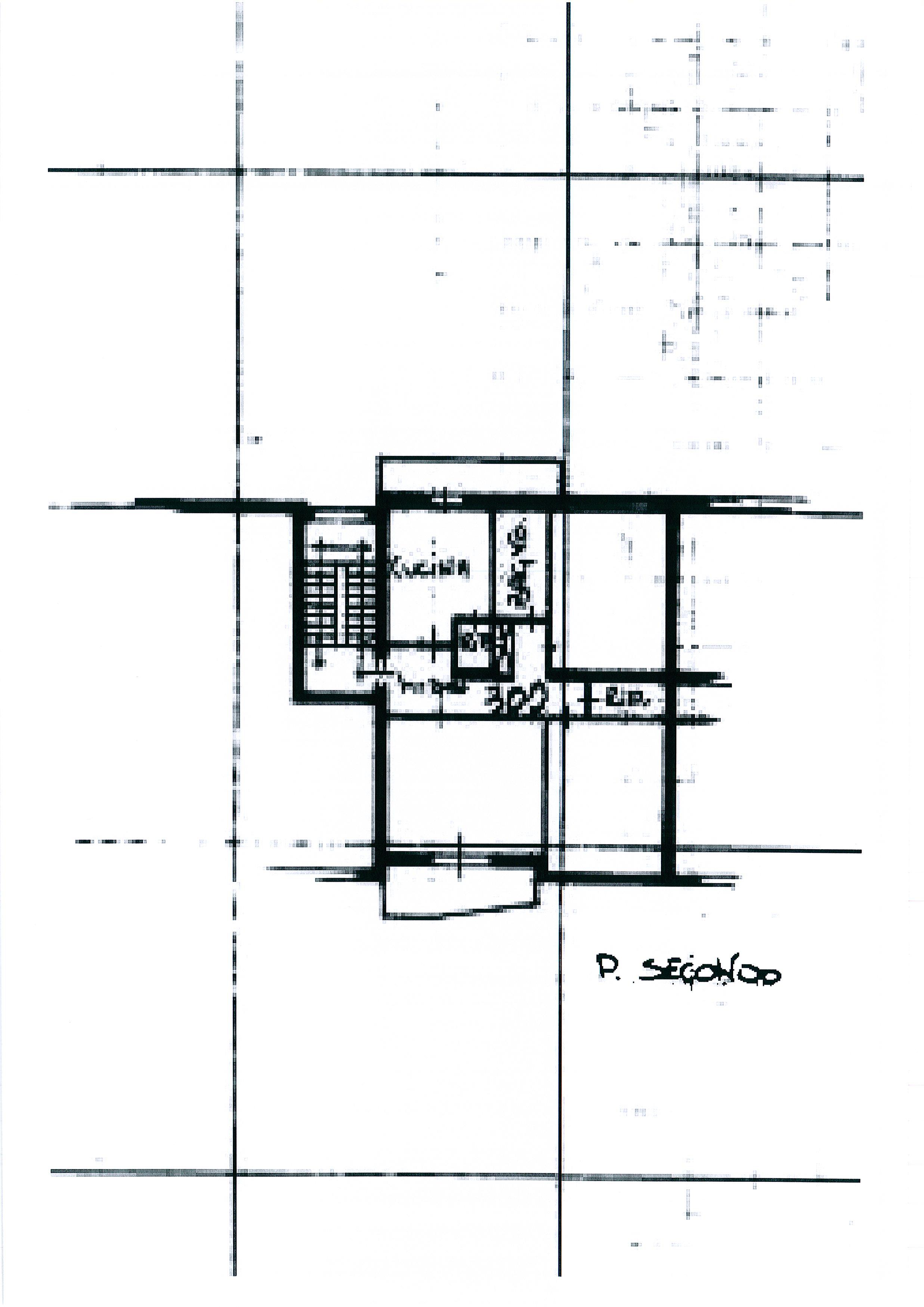 Planimetria /1 per rif. 1811a