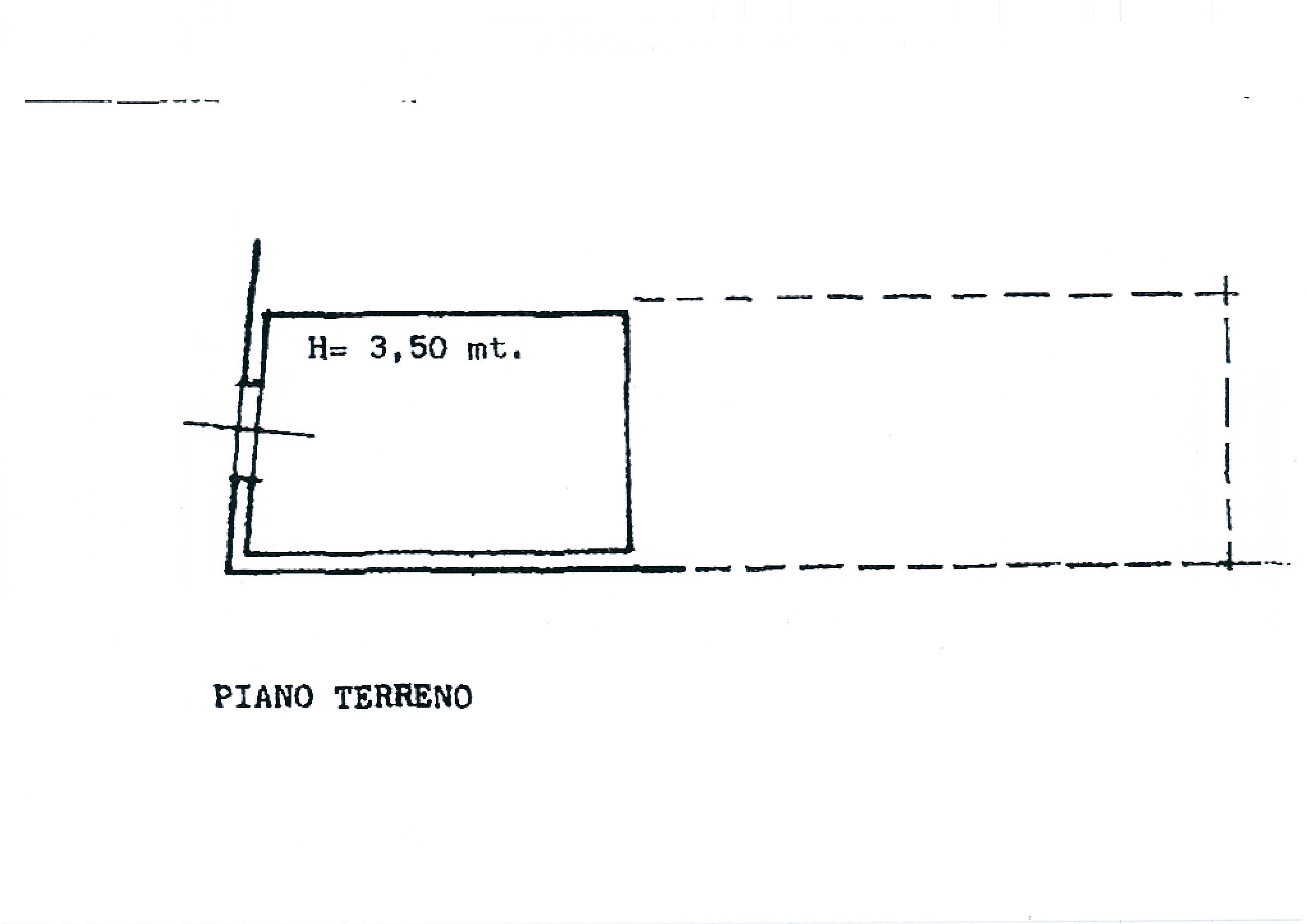 Planimetria /3 per rif. 1867a