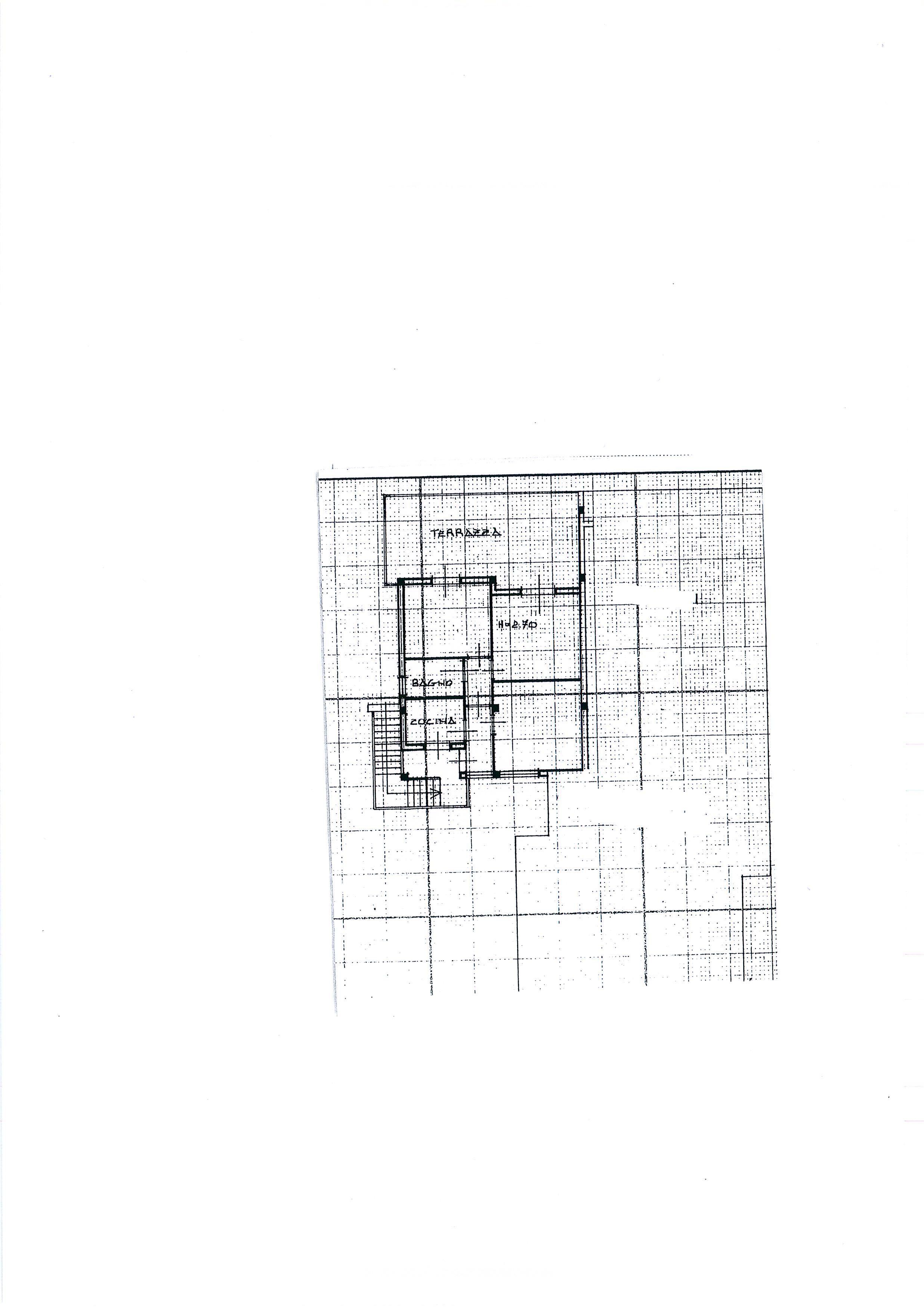 Planimetria /2 per rif. 1880a