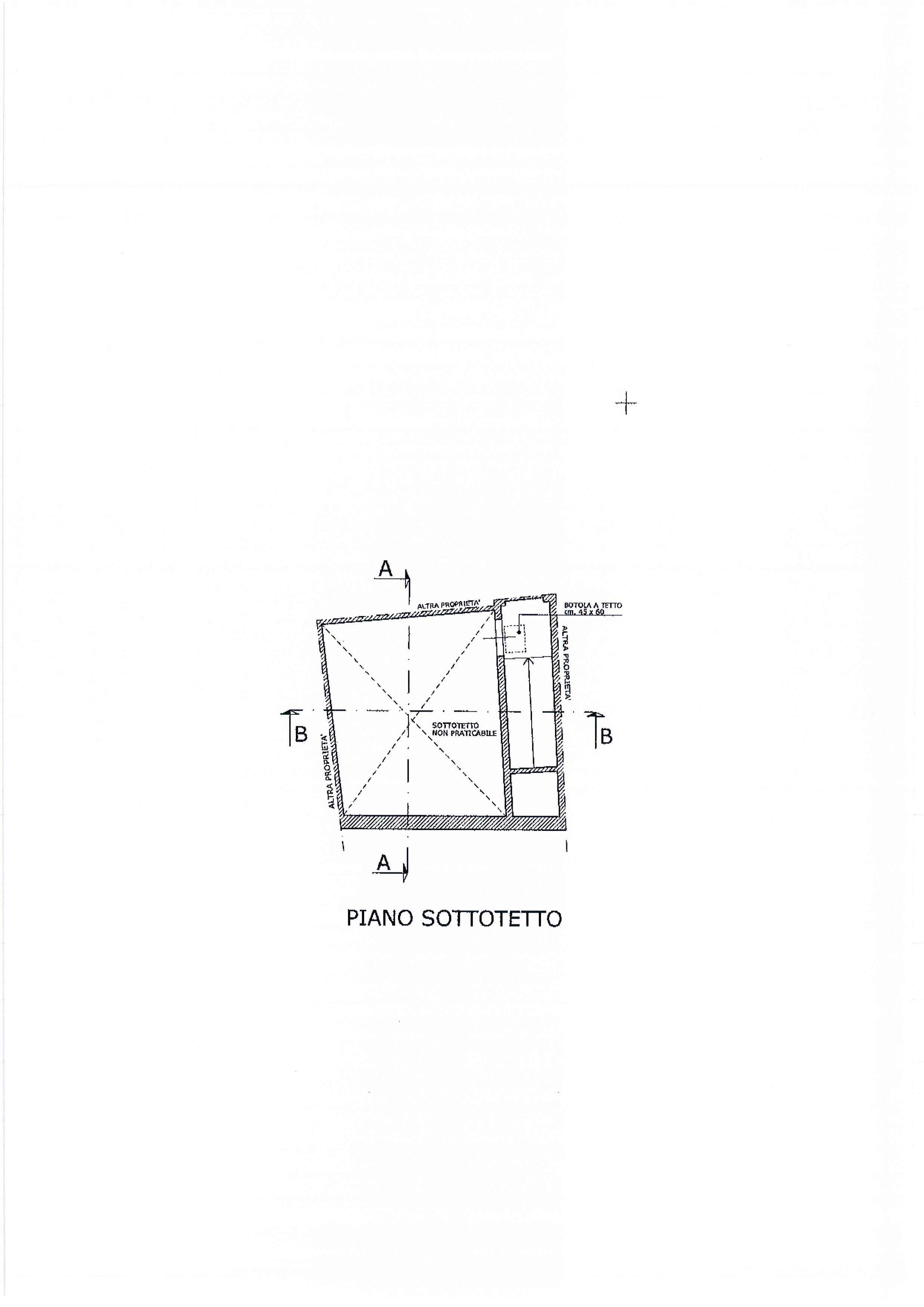 Planimetria /3 per rif. 1916a
