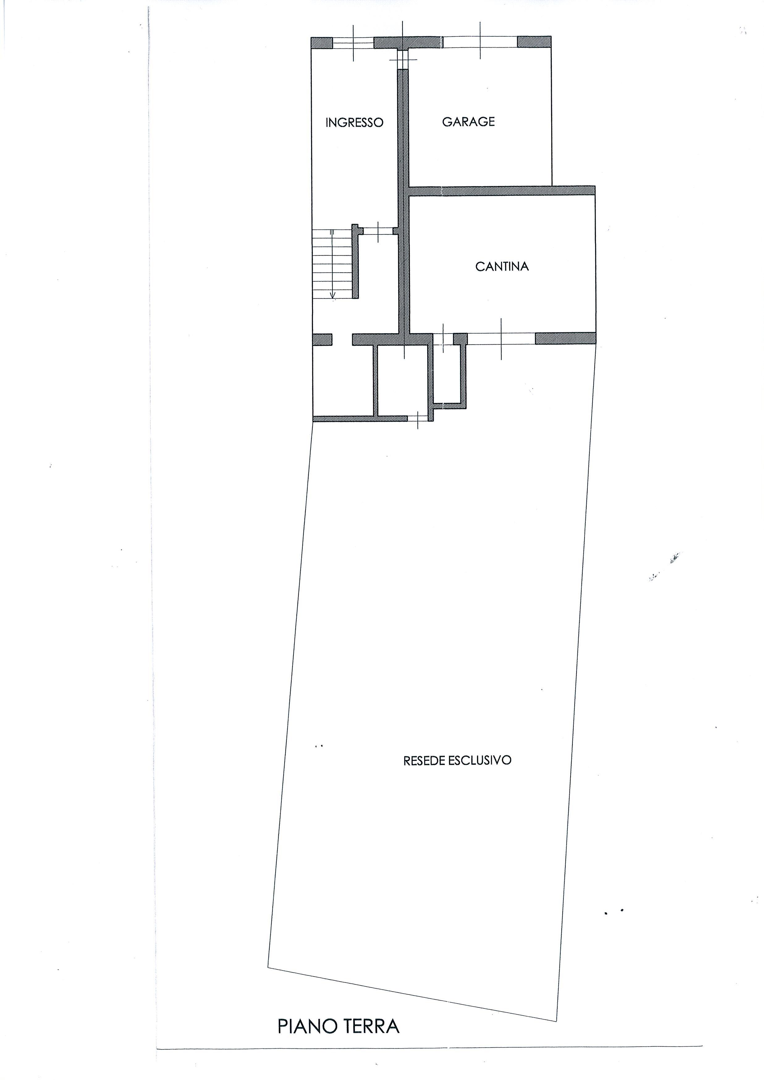 Planimetria 1/2 per rif. 1948a