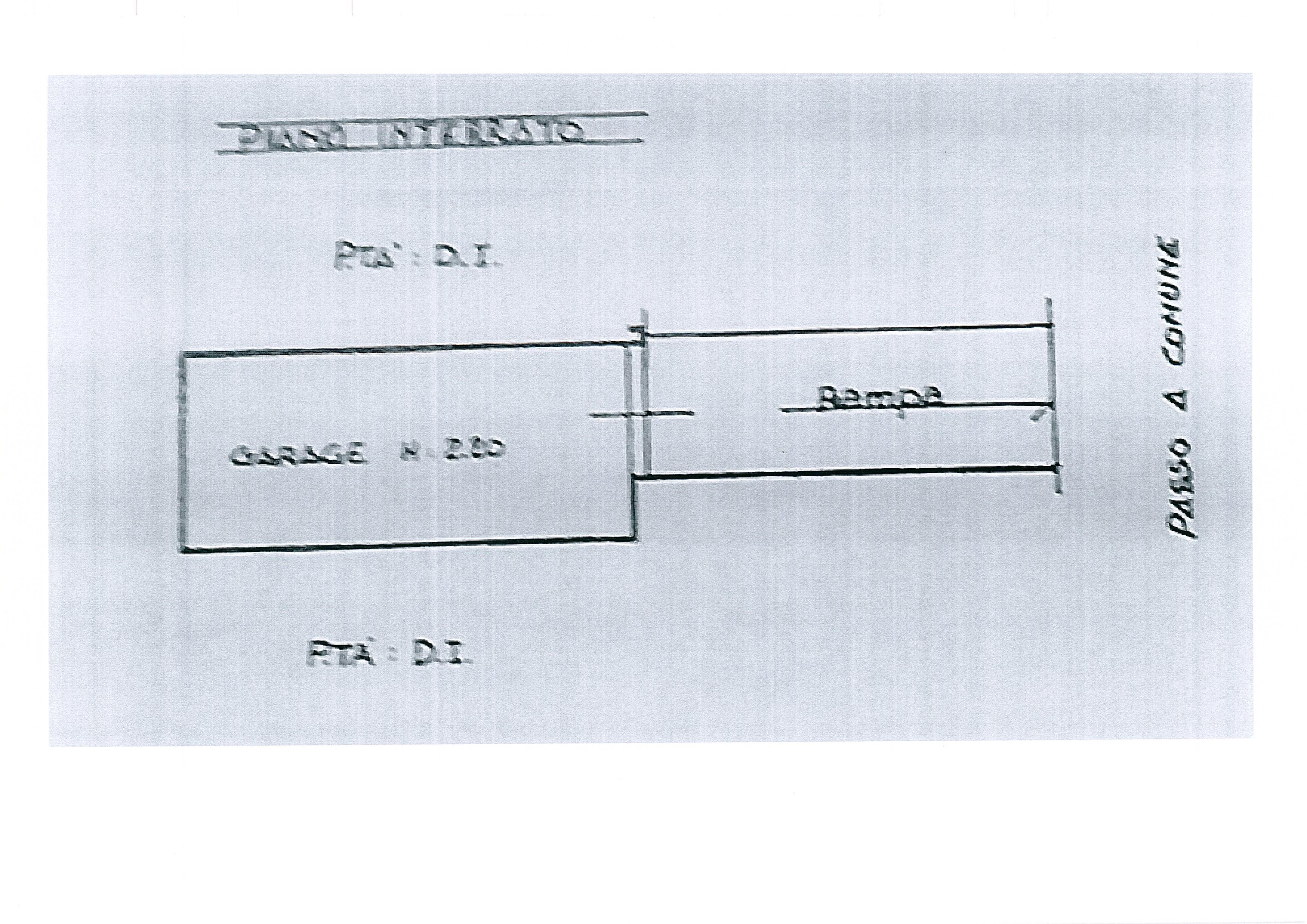 Planimetria 1/3 per rif. 1976a